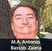 M.A. Antonio Bassols Zaleta