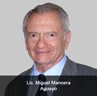 Lic. Miguel Mancera Aguayo