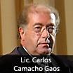 Lic. Carlos Camacho Gaos