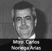 Mtro. Carlos Noriega Arias