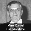 Mtro. Daniel Galindo Milhe