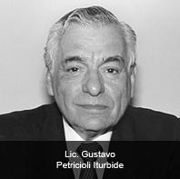 Lic. Gustavo Petricioli Iturbide