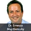 Dr. Ernesto May Kanosky