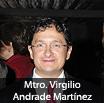 Mtro. Virgilio Andrade Martínez